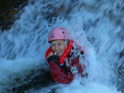 Arran Adventure Company Canyoning