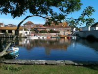 Wareham Boat Hire - Kayak on the River Frome