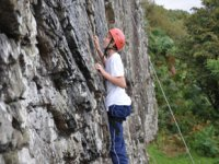 Climbing and Abseiling courses