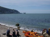 Full day kayak tours of the Isle of Wight.