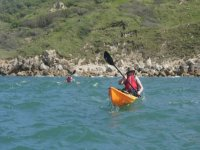 Learn how to fish with your Kayak.