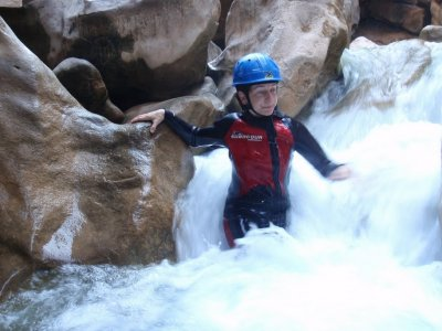 Canyoning in Huesca, Medium Difficulty