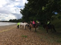 Hacking with Hill Farm Equestrian Centre