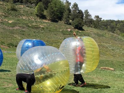 Can Bosc Parc Zorbing