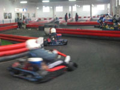 Indoor Kart León