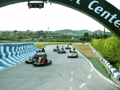 Karting La Font Santa
