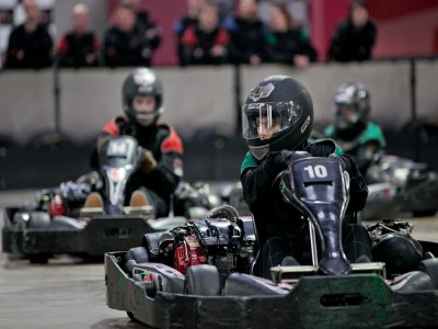 F1K Indoor Karting Birmingham