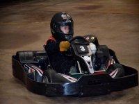 Young go karter