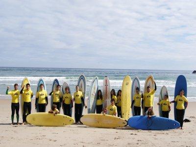 Escuela de Surf Ribadesella