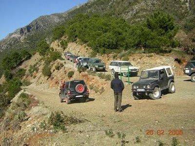 MOA Multiocio y Aventuras Rutas 4x4
