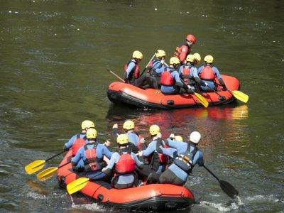 Galicia Aventura Rafting