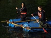 A rafting experience with a difference