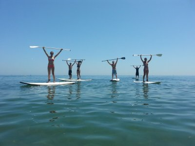 Jugi Event Paddle Surf