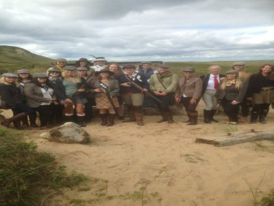 Gower Clay Pigeon Shooting