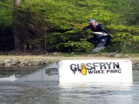 Come Wakeboarding at Glasfryn Wake Parc