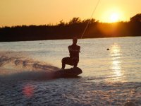 Learn to wakeboard in Welton.
