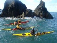 Kayak the Angelsey Coast