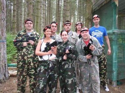 Paintball Navarra Laser Tag