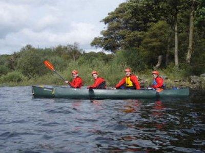 UP 4 ADVENTURES Canoeing