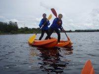 Enjoy our kayak challenges