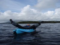 Tonnes of fun on a Kayak