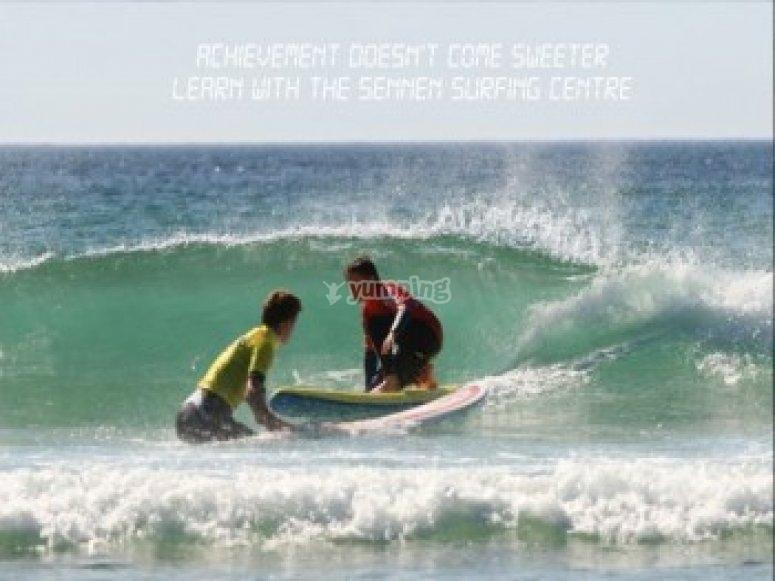Cutting waves