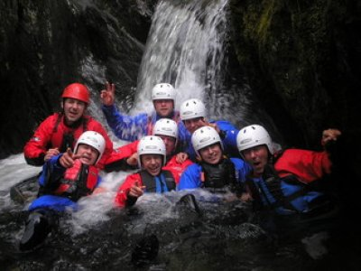 UP 4 ADVENTURES Canyoning
