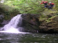 Leap from Waterfalls