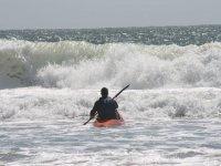 Surf and kayak