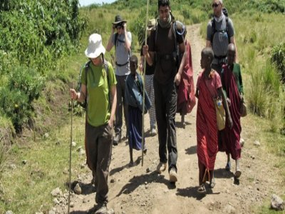 Youth Explorers´ Trust Hiking