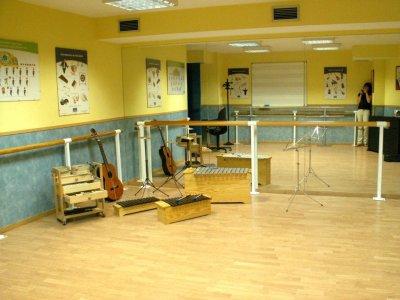 Mushi Escuela de Música y Danza