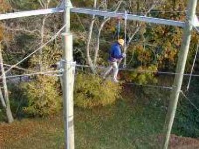 Woodmill Outdoor Activities Centre High Ropes