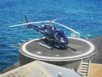 Luxury helicopter charter