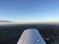 The sights with Cambrian Flying Club