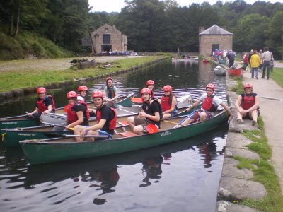 Focus Activities Canoeing