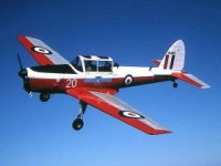 Or experience our aerobatic Chipmonk