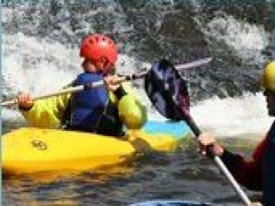 Adventure Education Kayaking