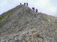 Making it to the peak