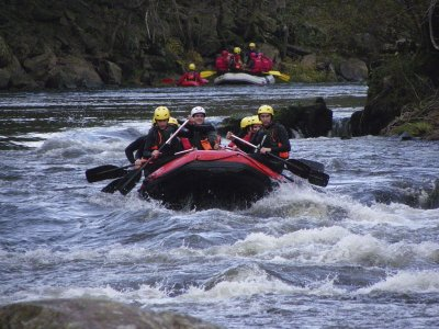 Desafio Ocio Rafting