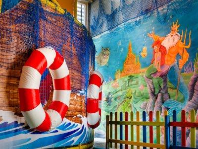 Barco Pirata Parques Infantiles