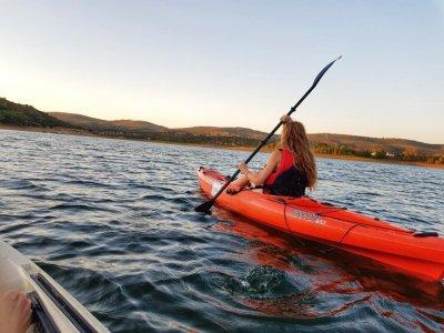 Lake Cijara Kayaks