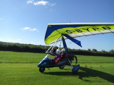 Clearprop Microlight School