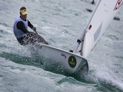 Sailing at the 2012 London Olympics!