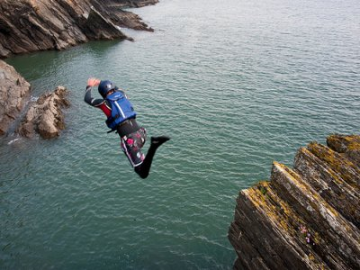 The Coasteering Experience