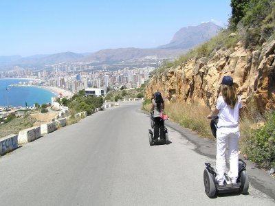 Costa Blanca Tour Segway