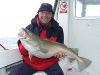 a nice cod caught november 2010
