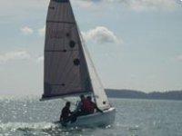 A gorgeous sunny sail