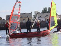 Junior & adult windsurfing