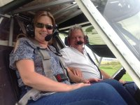 Trail Flights with Wiltshire Microlight Centre