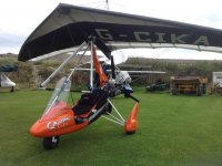 Go solo with the supervision of Wiltshire Microlight Centre